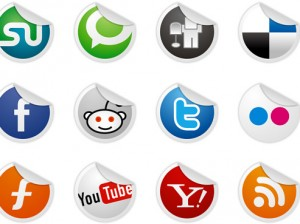 social-media-application-logo