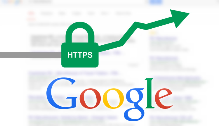 Google – SSL – HTTPS – Higher Ranking?