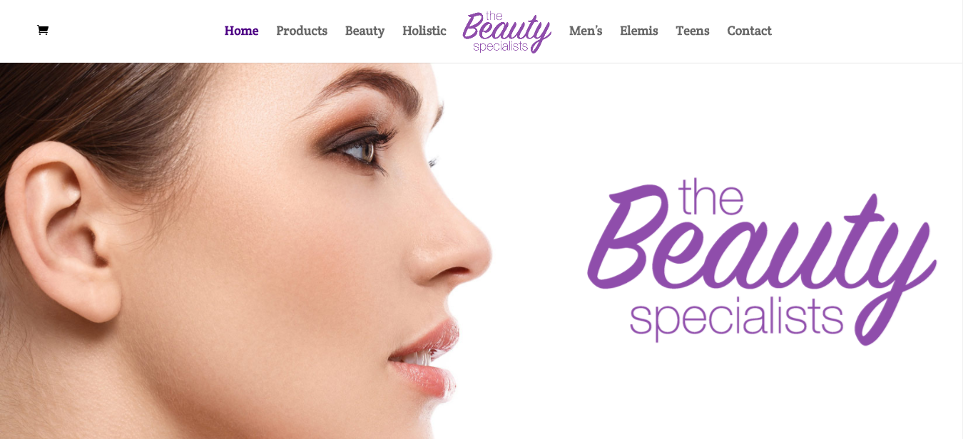 website design beauty specialist by JPSE Media Website Design and Marketing Wigan